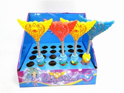 Candy magic fairy wand(24PCS)