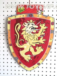 EVA medieval warrior shield