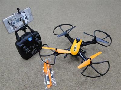 Quadrocopter aircraft  (WIFI)