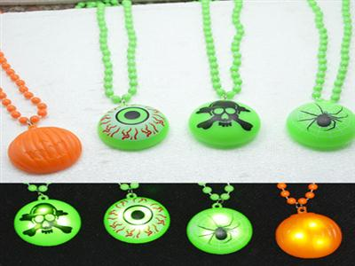 Flash Halloween Beads