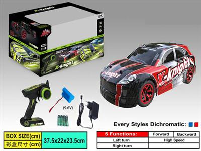 1:18 high-speed off-road simulation car (including electricity)