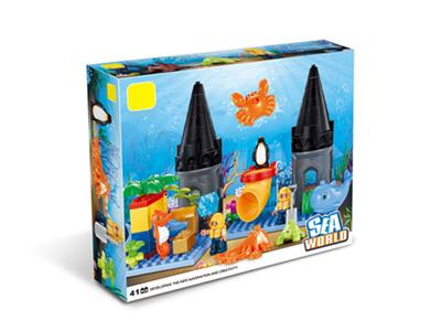 Underwater world (41pcs)