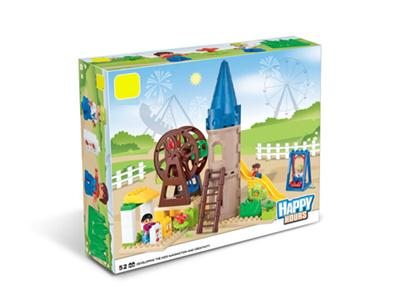Happy amusement park (52pcs)