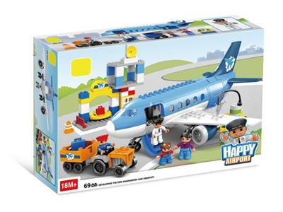 Happy Airport (69pcs)