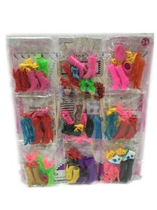 The new 9 bags of 4 pairs of shoes Bobbi plate
