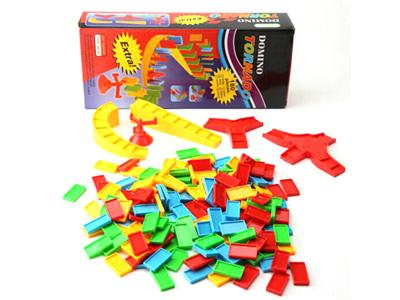 Domino box 168pcs)