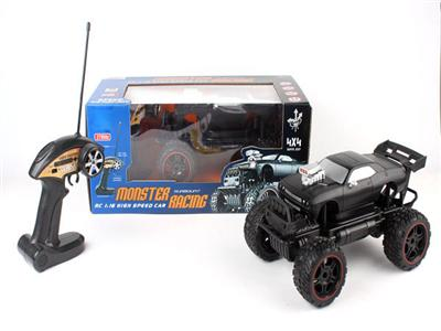 1:14 Dodge off-road remote control car