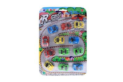 12 suction cups back to the cartoon car