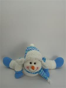 45 * 18 * 37CM Snowman Decoration