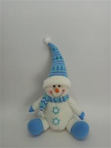 18 * 15 * 41CM Snowman Decoration