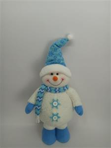 22 * 14 * 58CM Standing Snowman Decoration