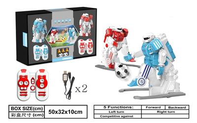 Football robot (new in 19)