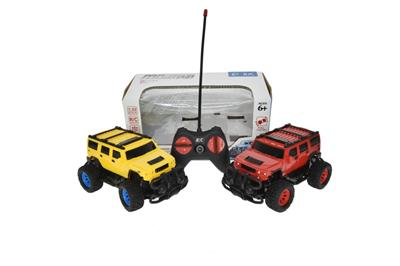 1:22 Four-way Remote Hummer (without battery)
