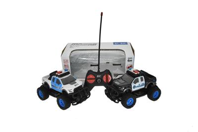 1:22 four-way remote control pickup truck (without battery)