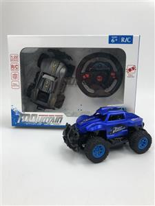 1:22 four-way remote control off-road vehicle (without battery)