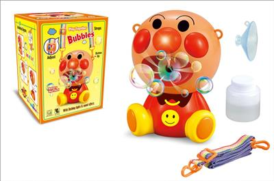 Anpanman Bubble Machine