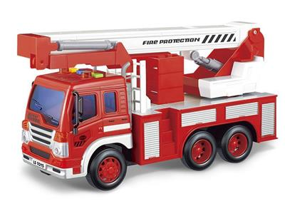 1:16 inertial fire rescue vehicle (power pack)
