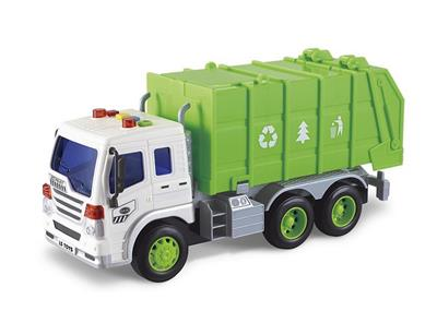 1:16 inertial city sanitation vehicle (electric)