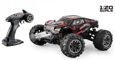 1:20 four-wheel drive bigfoot high-speed model car