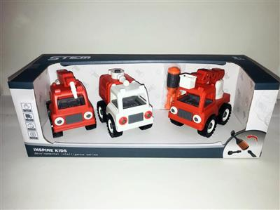 3-pack fire-fighting disassembly series