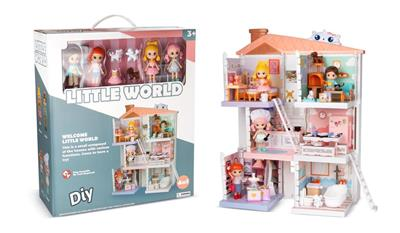 Xiaoming World Assembly Toys